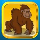 Ape Run - Fun Monkey Game, Macaco Race - Livre macaco jogo icon