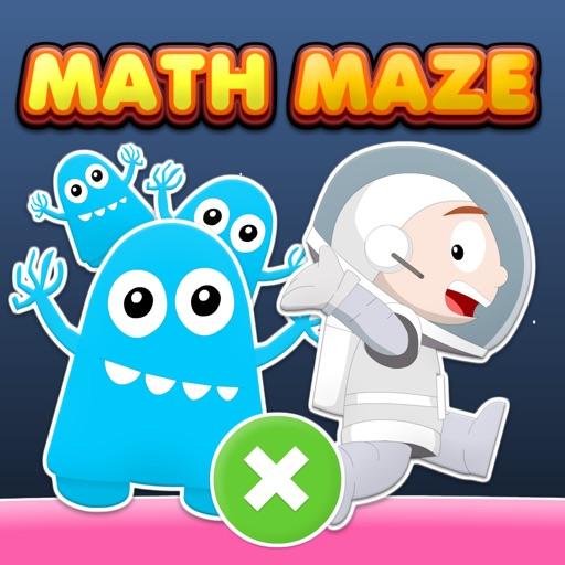 Math Maze: Times Tables HD