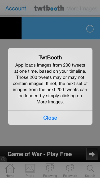 TwtBooth - Pictures from Twitter [Tweeted Photos in One Place] screenshot-1