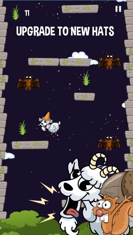 Crazy Goat Jump 2 - Top action mega funny game! screenshot-3