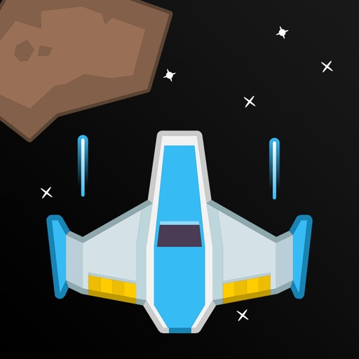 Space War Shoot 'em up app logo
