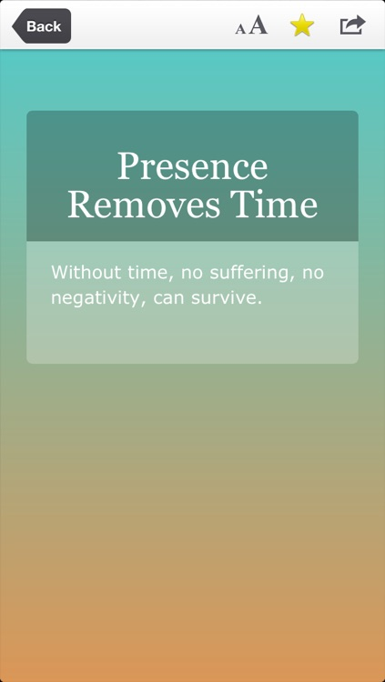 Eckhart Tolle's Power of Now Inspirations Card Deck