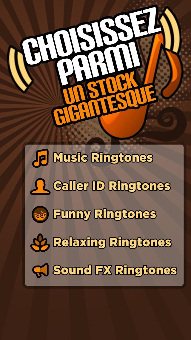 1,500 Sonneries Unlimited - Best iPhone Ringtones