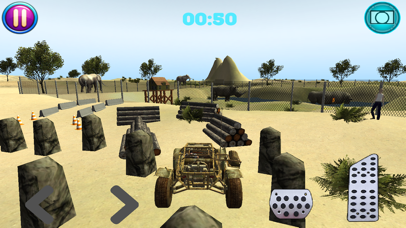 Jungle Buggy screenshot three