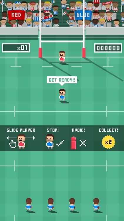 Tiny Rugby screenshot-0