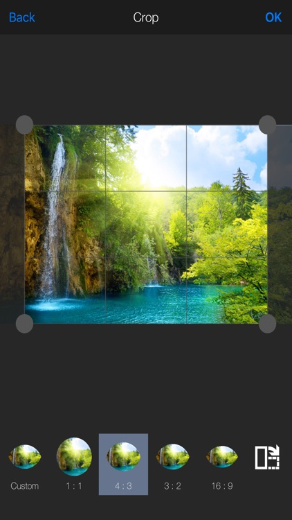 Simple Photo Editor -  Best Image Editing with Picture Filter Effect Makeup screenshot-3