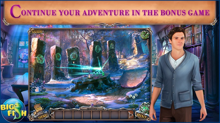 Sable Maze: Forbidden Garden - A Magical Hidden Object Game screenshot-3