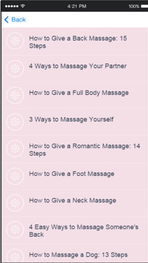 how to give body massage to your wife