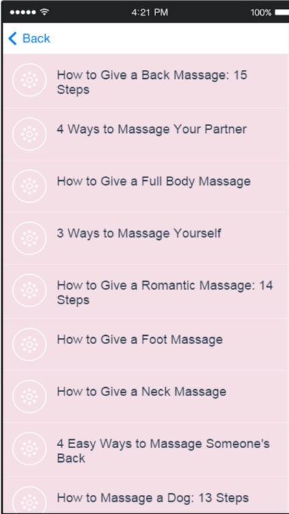 Massage Therapy - Learn How to Give a Good Massage