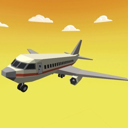 AirPlane Fly Simulation