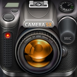 Camera SX Pro : Photo with Sound