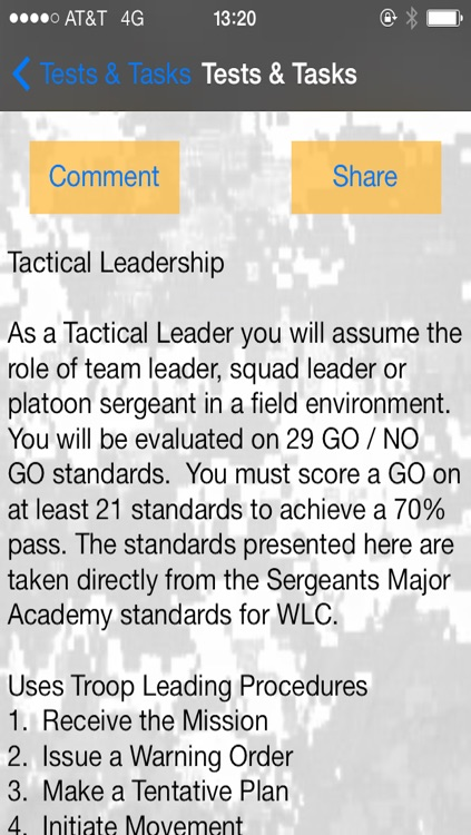 Warrior Leader Course screenshot-3
