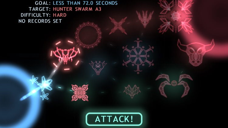 Blue Attack! screenshot-2