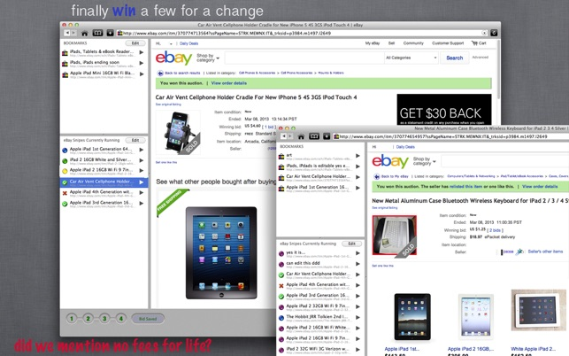 best ebay sniping software for mac