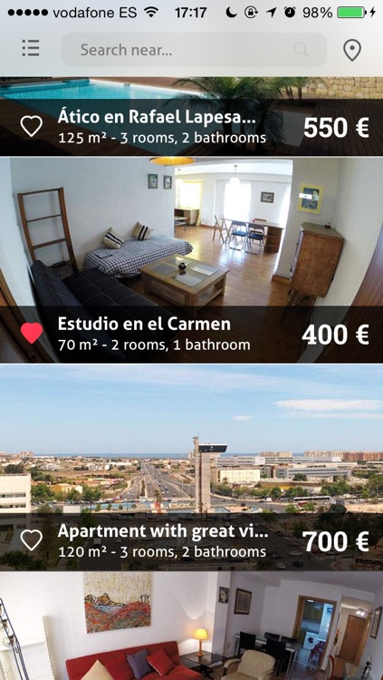Flatty Valencia - Find your perfect flat