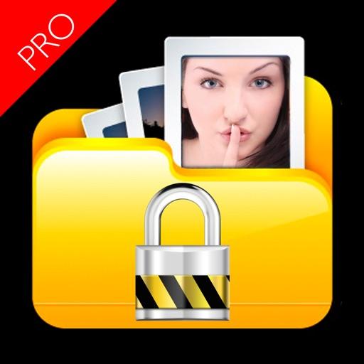 專業版秘密相片(用安全密碼保護私人相片)