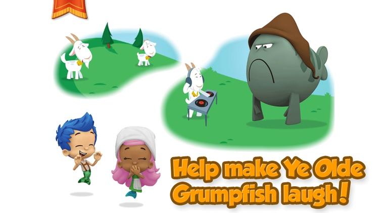 Bubble Guppies: A Grumpfish Tale