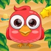 Crazy Bird - 3 match bubble puzzle crush game