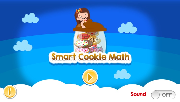 Smart Cookie Math Addition & Subtraction Game!