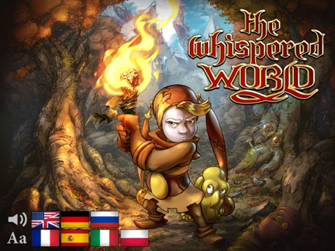 The Whispered World Special Edition на iPad