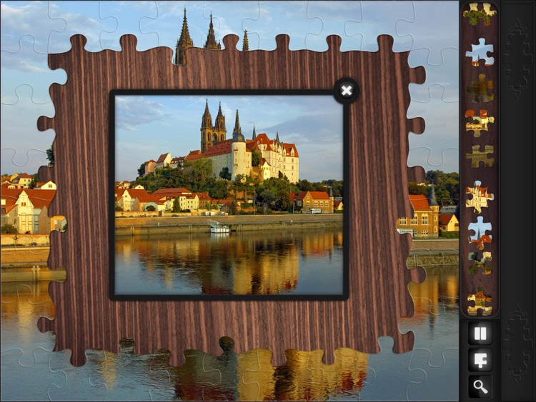 Jigsaw Puzzles: Castles screenshot-0
