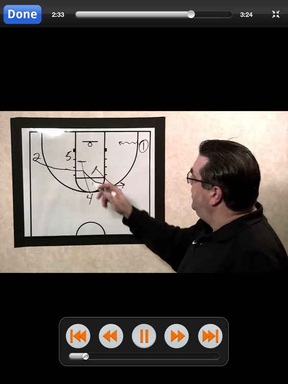 Flexible Dribble Drive Motion (DDM) Offense - With Coach  Jamie Angeli - Full Court Basketball Training Instruction - XL screenshot-4