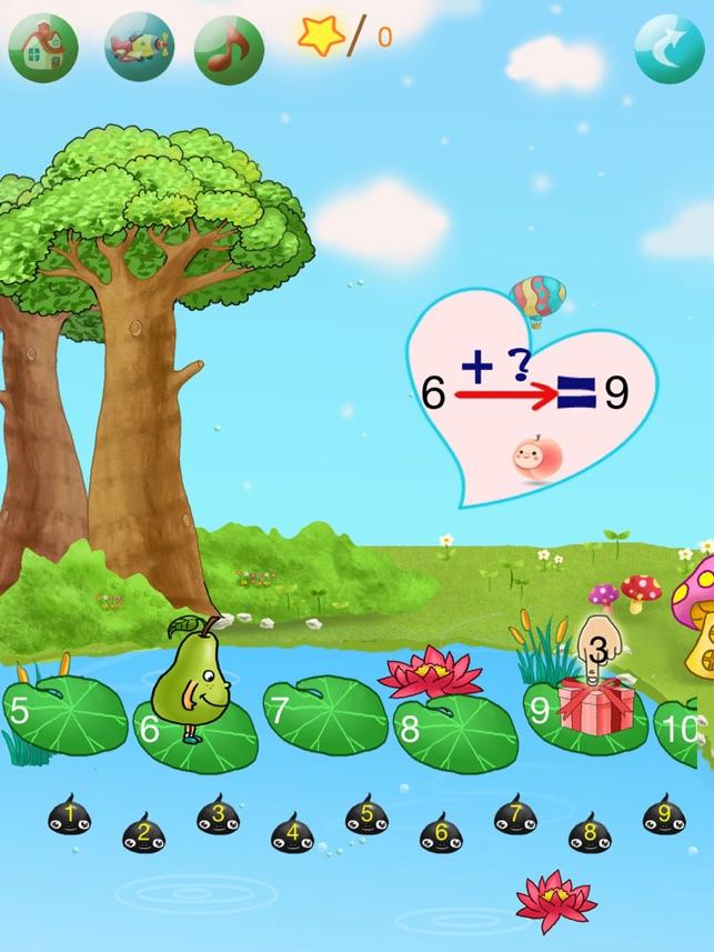 Aviator:Fruit And Number-Preschool Math Free:Kids Game HD