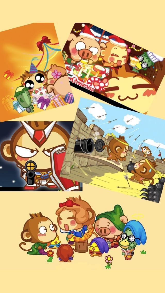 Jump Yoyo Monkey In Jungle By Xiaotian Yin Action Games Category