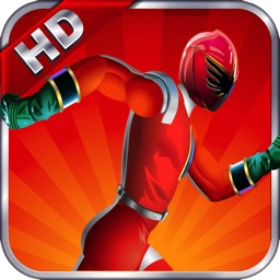 Ninja Ranger- 100% Free HD action multiplayer arcade game