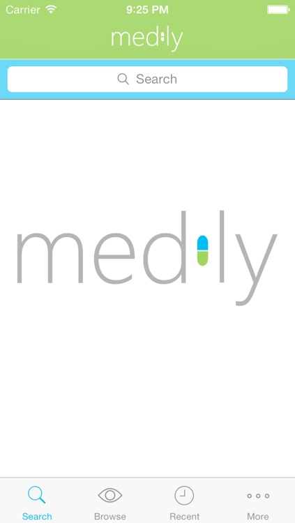 Medly - Medical Abbreviation, Terminology, and Prescription Reference