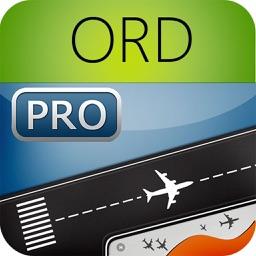 Chicago O'Hare Airport Pro (ORD/MDW) Flight Tracker Radar