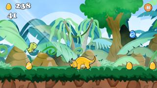 A Baby Dinosaur Race FREE - Run, Jump & Roar!のおすすめ画像3
