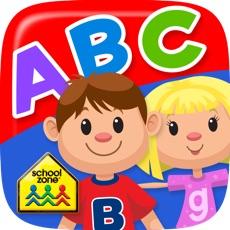 Activities of Alphabet Flash Cards from School Zone