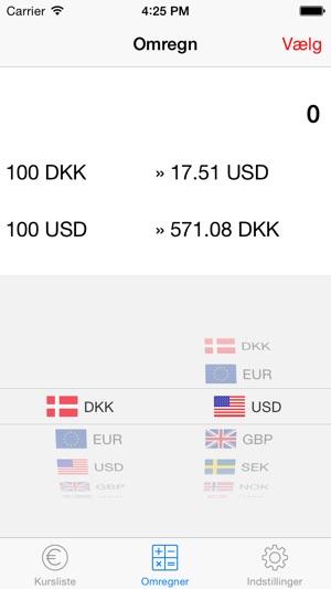Denmark forex exchange