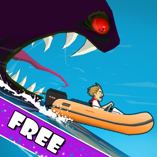 Speed Boat Race for LIFE! – Free Monster Racing Game