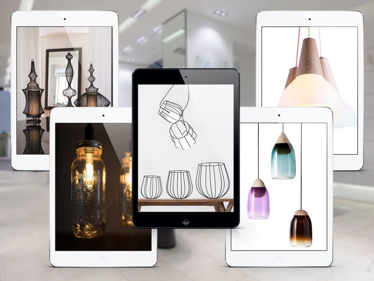 Lighting - Interior Design Ideas for iPad screenshot-3
