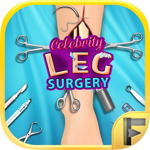 Celebrity Leg Doctor Surgery Free iOS App