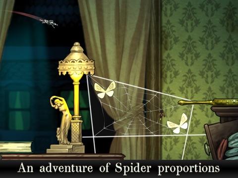 蜘蛛:月亮笼罩的仪式