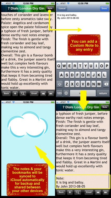 The Gin Encyclopedia screenshot-3