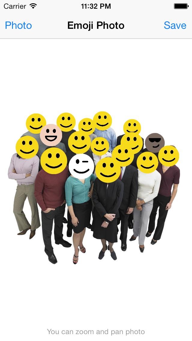 Emoji Photo