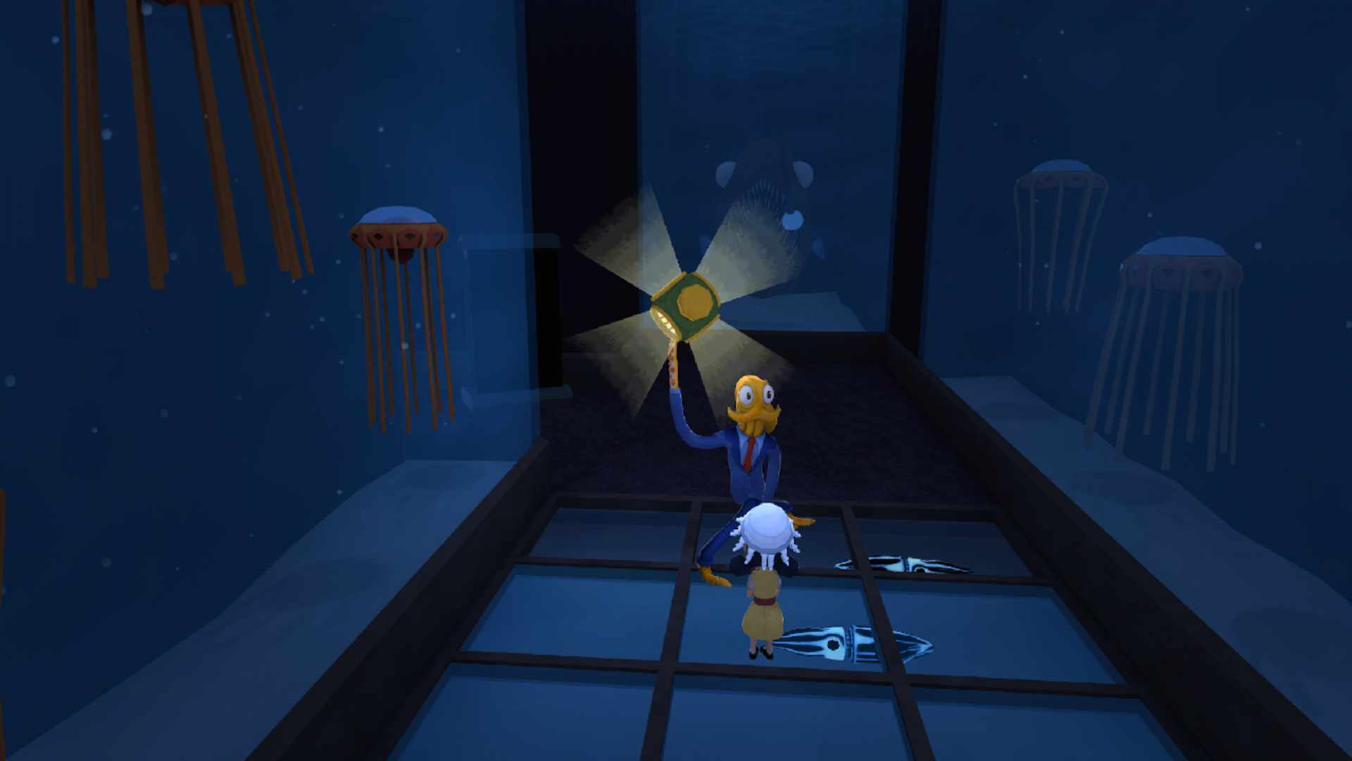 Octodad: Dadliest Catch screenshot 11