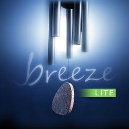 breezeLITE: realistic wind chimes