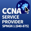 CCNA Service Provider SPNGN1 640-875 Exam Prep