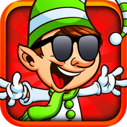 Christmas Elf Pro - Funny Elf Spending Christmas Holidays in Rushy Streets