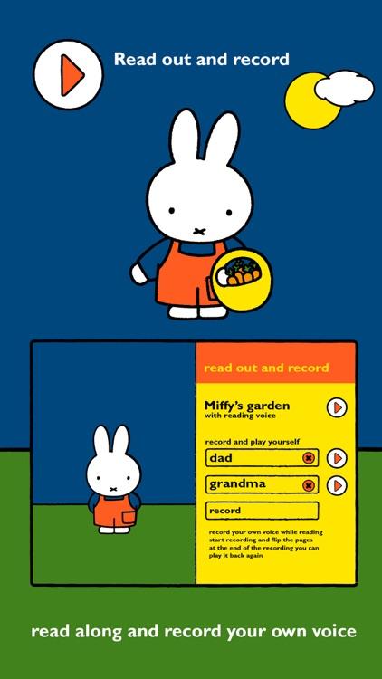Miffy in the garden screenshot-4