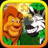JigSaw Zoo - ジグソー動物園パズル - 愉快なアニメの動物のお子様向けのアニメパズル! - iPhoneアプリ