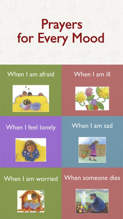 365 Prayers for Kids PREMIUM – A Daily Illustrated Prayer for your Family and School with Kids under 7