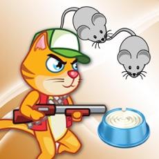 Activities of Brain cat vs mouse