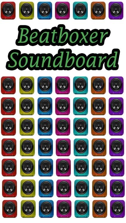 Beatbox Soundboard - Beatboxer Multi Clips