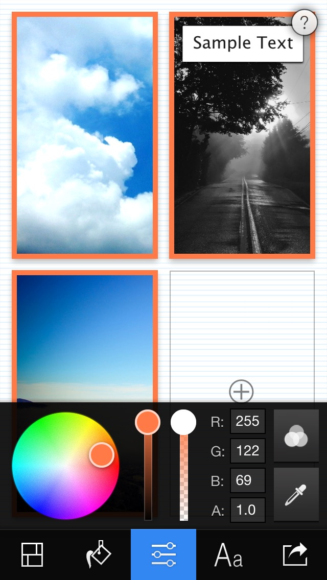 Photostein Screenshot 3
